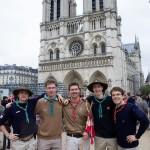 2012-11 - RNR Paris  - Clan St Rieul - Nanteuil le Haudouin (76)